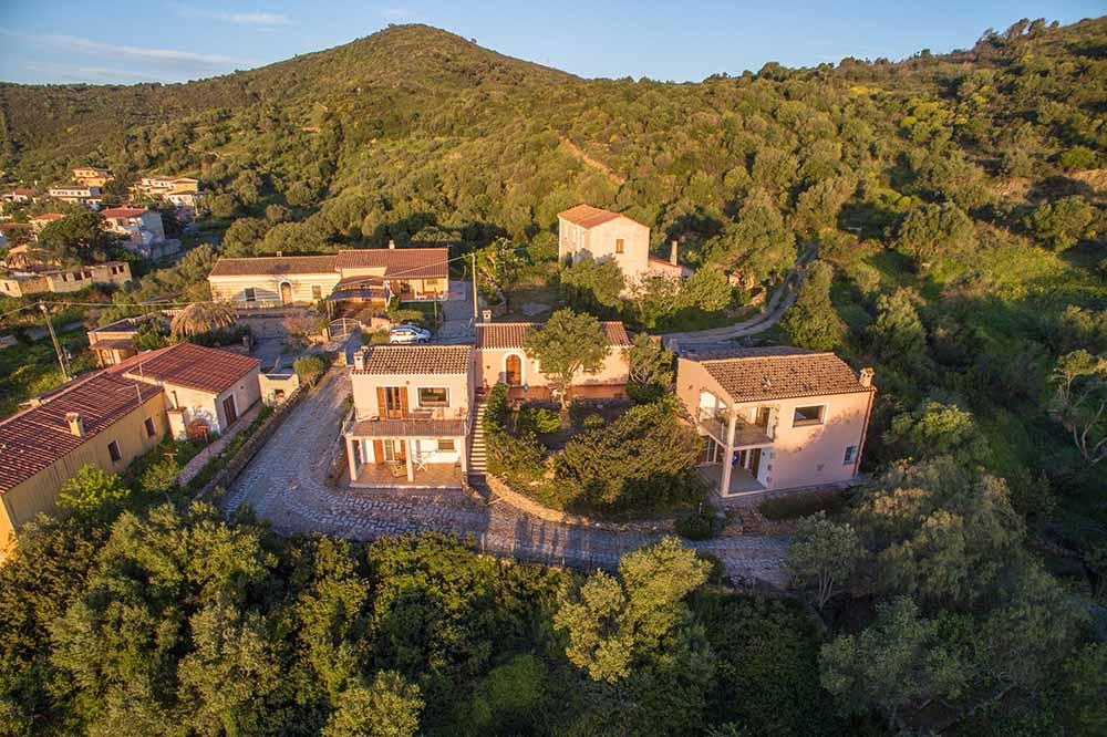 Sardegna case vacanze e residence per ferie al mare villa for Case budoni affitto