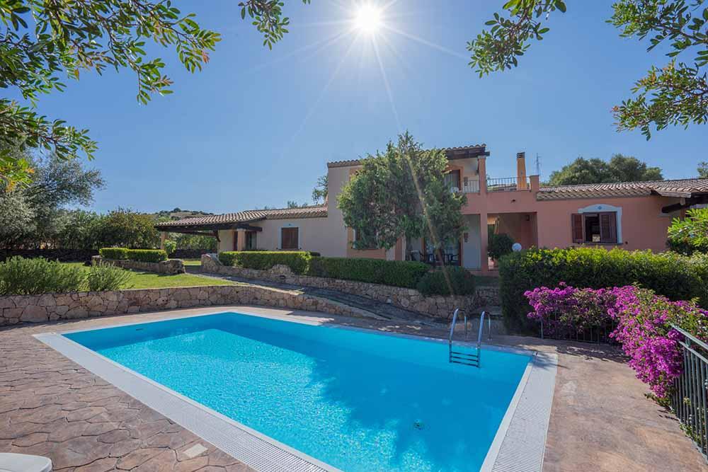 ... Sardinien Ferienhausbilder   Smeralda Villa Mit Pool Und Meerblick